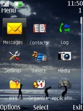 Темы для Nokia 6303